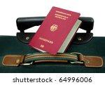 passport   Shutterstock . vector #64996006