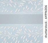 seamless background for retro... | Shutterstock . vector #64996306