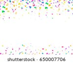 celebratory background for your ... | Shutterstock .eps vector #650007706