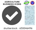 yes gray icon with agriculture...