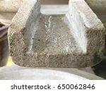 waterfall in the garden | Shutterstock . vector #650062846