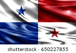 grunge color background  flag... | Shutterstock . vector #650227855