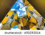 rotterdam  netherlands   may 17 ... | Shutterstock . vector #650292016