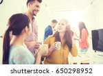 business  startup and people... | Shutterstock . vector #650298952