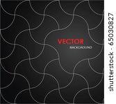 abstract black vector... | Shutterstock .eps vector #65030827