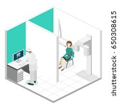 isometric flat 3d isolated...   Shutterstock .eps vector #650308615