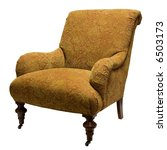 traditional style accent chair | Shutterstock . vector #6503173