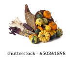 Thanksgiving Festive Cornucopia ...