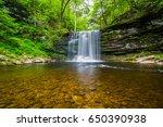 Harrison Wright Falls  At...