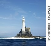 Lighthouse  Fastnet Rock ...
