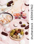 assortment of sweet... | Shutterstock . vector #650441962
