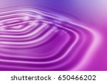 colorful ripple background | Shutterstock . vector #650466202