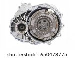 car clutch gear close up | Shutterstock . vector #650478775