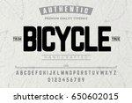 font.alphabet.script.typeface... | Shutterstock .eps vector #650602015
