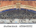 Wood Carving And Stucco...