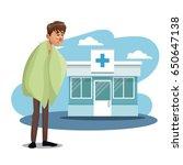 scene sickness people with... | Shutterstock .eps vector #650647138