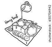hand drawn illustration of...   Shutterstock .eps vector #650704942