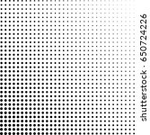 abstract halftone dotted... | Shutterstock .eps vector #650724226