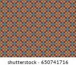 background with a pattern ... | Shutterstock . vector #650741716