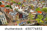 amsterdam city from the top.... | Shutterstock . vector #650776852