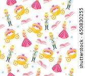 magic seamless pattern for... | Shutterstock .eps vector #650830255