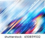 blue abstract background... | Shutterstock . vector #650859532