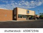 fort gratiot  michigan  usa  ... | Shutterstock . vector #650872546