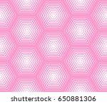 geometric seamless pattern.... | Shutterstock .eps vector #650881306