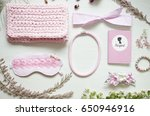 pink fashion | Shutterstock . vector #650946916