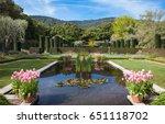 filoli with sculpture exhibit ...   Shutterstock . vector #651118702