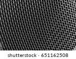 metallic mesh | Shutterstock . vector #651162508