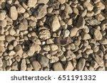 beige stone garden texture   Shutterstock . vector #651191332