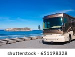 oregon coast  usa   september 3 ... | Shutterstock . vector #651198328
