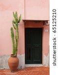 Mediterranean Doorway Featurin...