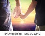 autism awareness concept  child'... | Shutterstock . vector #651301342