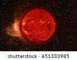 solar system   sun. it is the...
