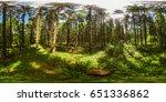 360 degrees spherical panorama... | Shutterstock . vector #651336862