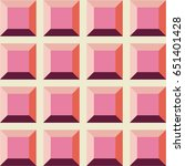 simle ornament in vector | Shutterstock .eps vector #651401428