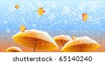 Vector Background On A Theme O...