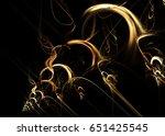 Golden Waves. A Fantastic Set...