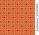 vintage pattern graphic design | Shutterstock .eps vector #651493855