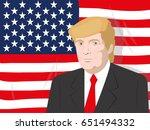 june 1  2017  illustration of a ... | Shutterstock . vector #651494332