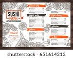 Sushi And Japanese Food...