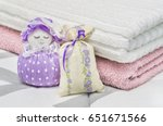 Lavender Sachet And Scented...