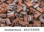 Bricks Background Texture...