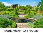 rhs garden  wisley  surrey uk... | Shutterstock . vector #651729982
