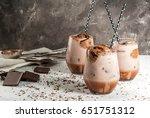 summer refreshment drinks....   Shutterstock . vector #651751312