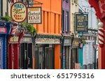 limerick  ireland    april 2017 ...   Shutterstock . vector #651795316