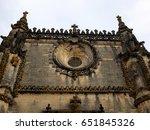 church | Shutterstock . vector #651845326