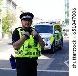 edinburgh  scotland   may 26 ... | Shutterstock . vector #651847006